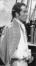 Christopher Lee in Captain Horatio Hornblower R.N. - Königs Admiral